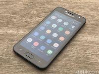 Galaxy J2 Pro Kecil Kecil Cabe Rawit