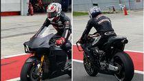 Honda Jajal Fairing Baru di Tes Pramusim MotoGP