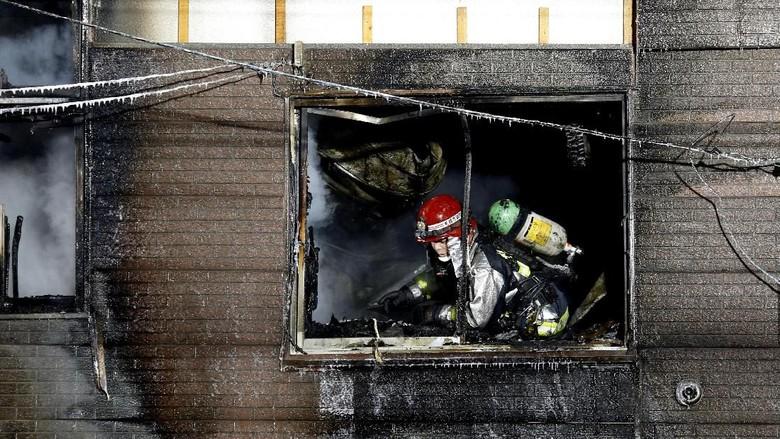 Kebakaran Panti Jompo di Jepang Tewaskan 11 Orang