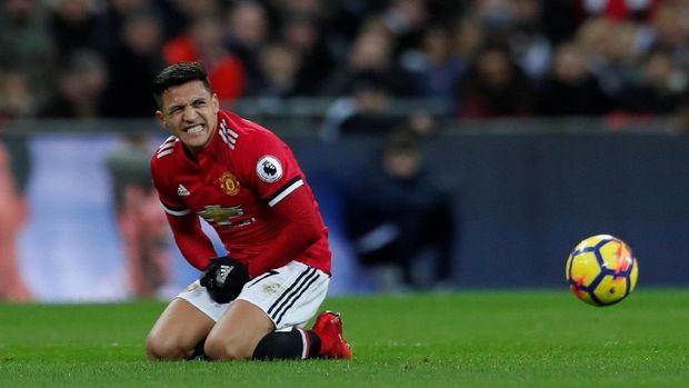 Alexis Sanchez menjadi salah satu pembelian gagal di Liga Inggris musim ini.