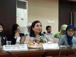 Tak Ingin Dikasihani, Shanti Rosa Bangkit Melawan Kanker Payudara