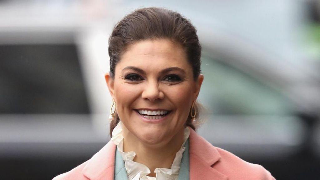 Putri Mahkota Swedia Dinyatakan Positif COVID-19