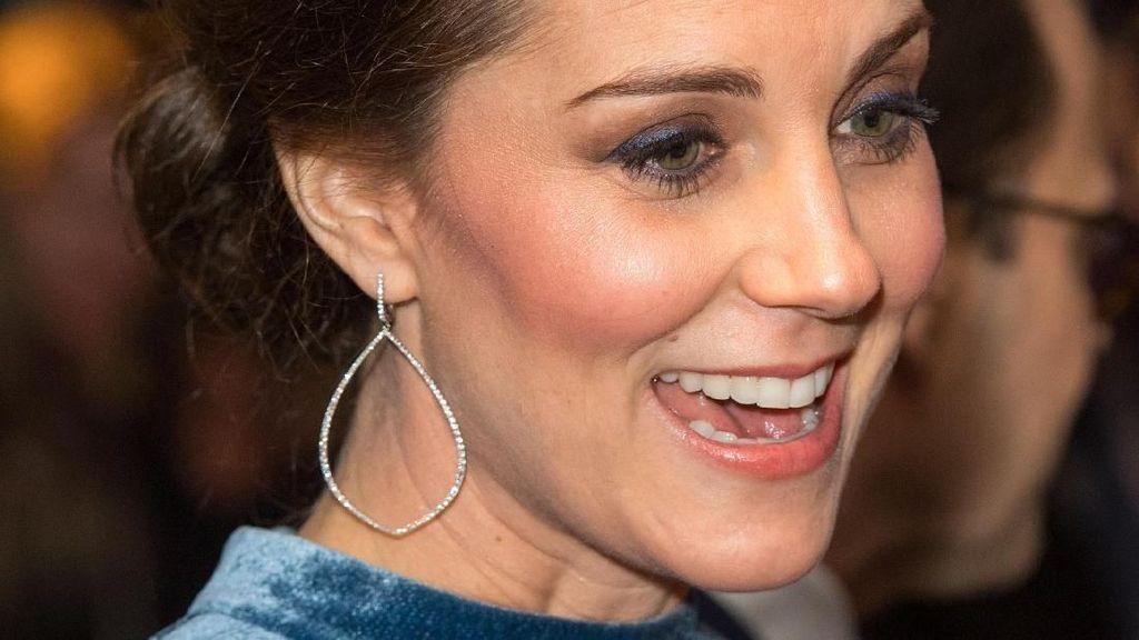 Perawatan Aneh Kate Middleton, Pakai Masker dari Nutella