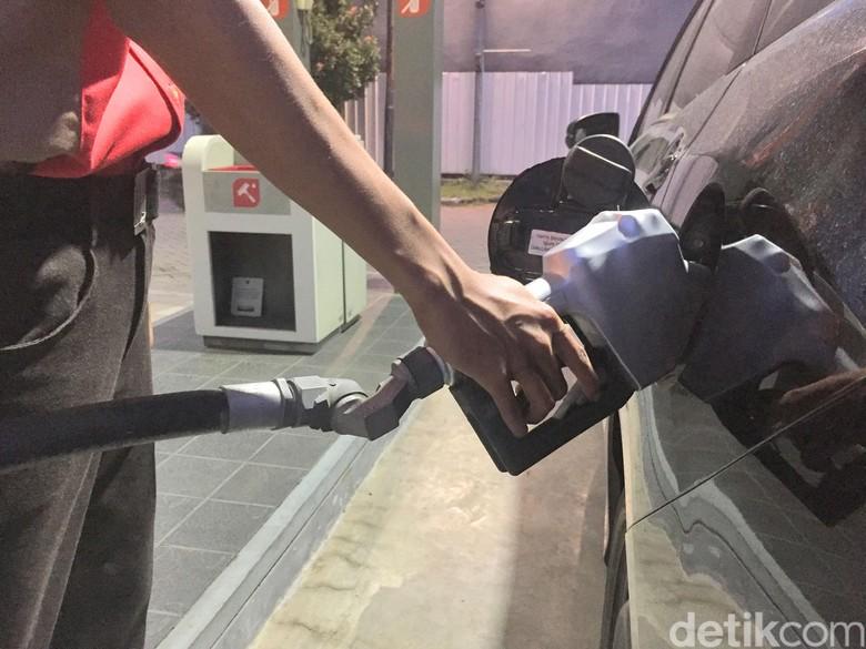 Total Performance 90 dari Total, pesaing Pertalite dari Pertamina. Foto: PT Total Oil Indonesia