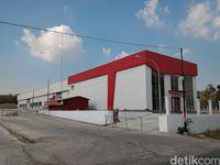 Pabrik Esemka di Boyolali.