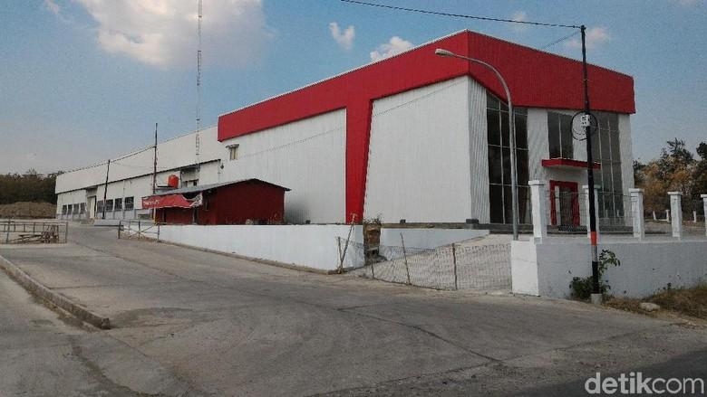 Pabrik Esemka di Boyolali. Foto: Ragil Ajiyanto