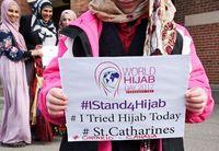 World Hijab Day, Muslimah Kanada Ramai-ramai Ajak Wanita Pakai Hijab
