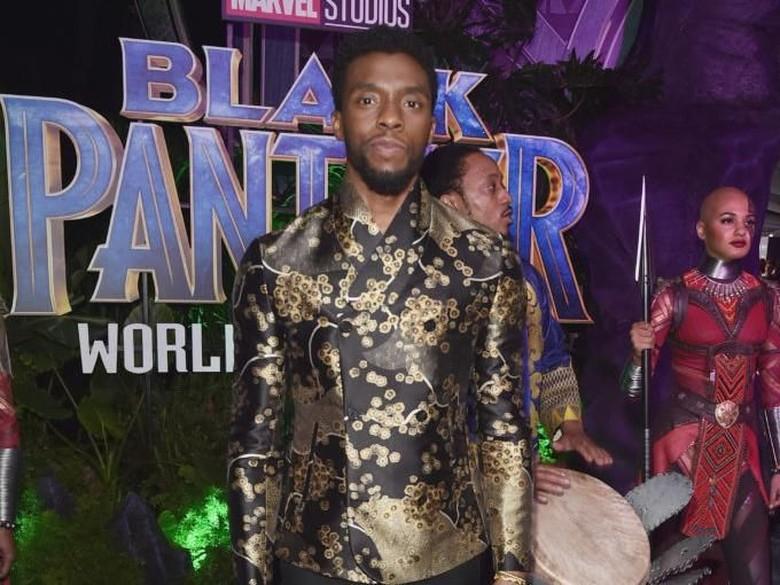 Bagi Chadwick Boseman Sosok TChalla dan Black Panther Tidak Dapat Dipisahkan