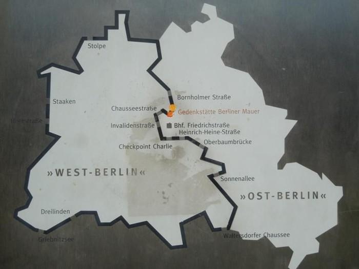 Ilustrasi Tembok Berlin (risti_24/dTraveler)