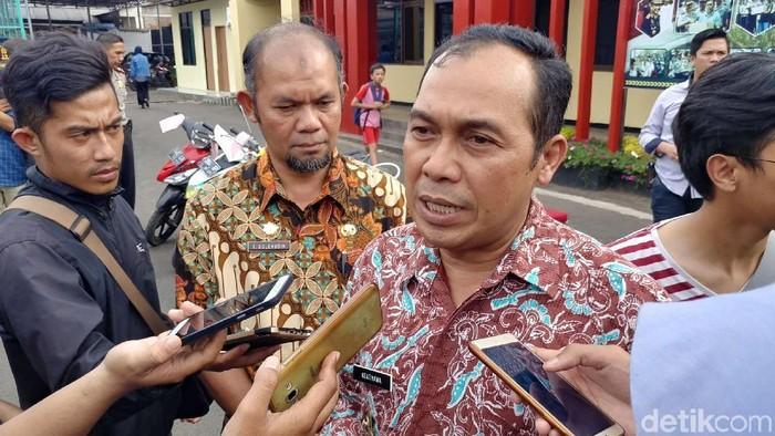 Wakil Wali Kota Cimahi Ngatiyana