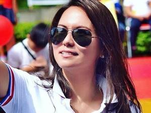 Ini Lho 8 Pose Cantik Victorine Lengkong si Kate Middleton Indonesia dengan Makanan!
