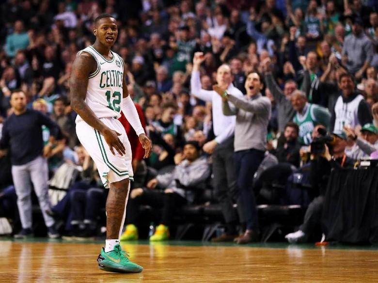 Tanpa Irving, Celtics Hantam Knicks