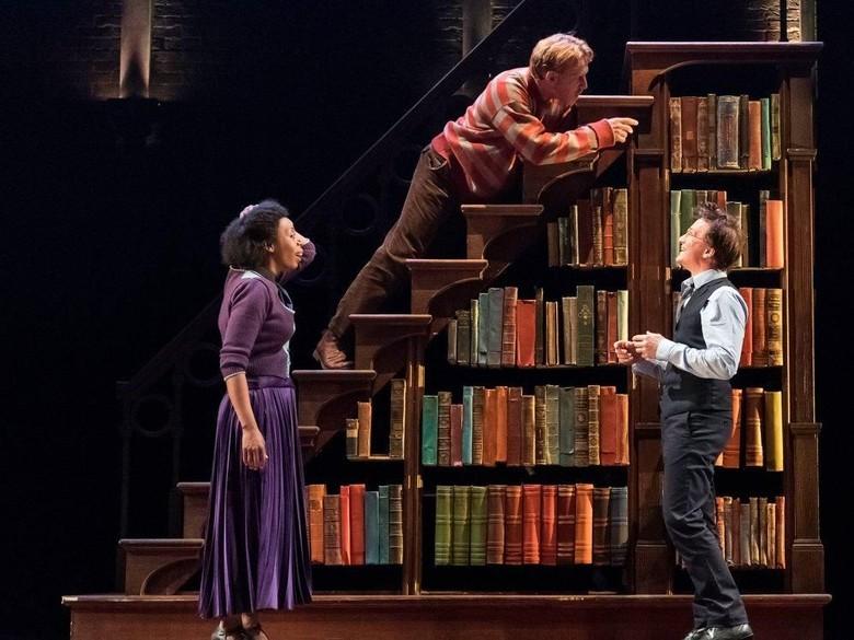 J.K Rowling Bertaruh Besar untuk Teater The Cursed Child Foto: Pottermore