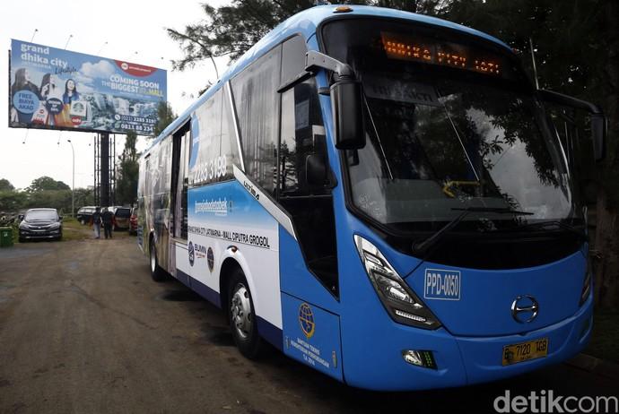 Asyik, Bus Transjabodetabek di Bekasi Makin Banyak