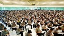 7 Siswa Sekolah Polisi Positif Corona Diisolasi di RS Polri Kramat Jati
