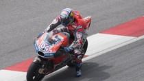 Kalahkan Marquez, Dovizioso Tercepat di Latihan Pertama