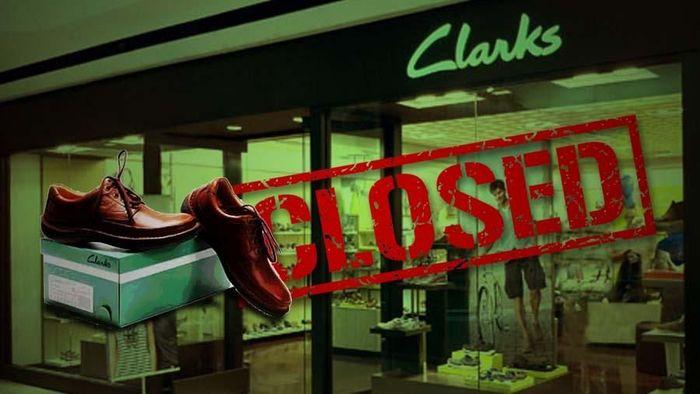 Goodbye Sepatu Clarks