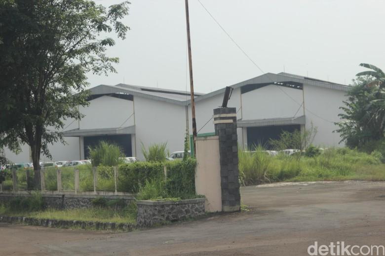 Pabrik Esemka di kawasan Cileungsi. Foto: M Luthfi Andhika