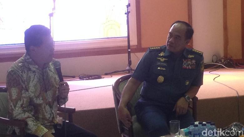 KSAL Harap Markas Komando Ketiga TNI AL Segera Terealisasi