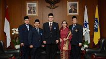 IPB Punya 4 Wakil Rektor Baru