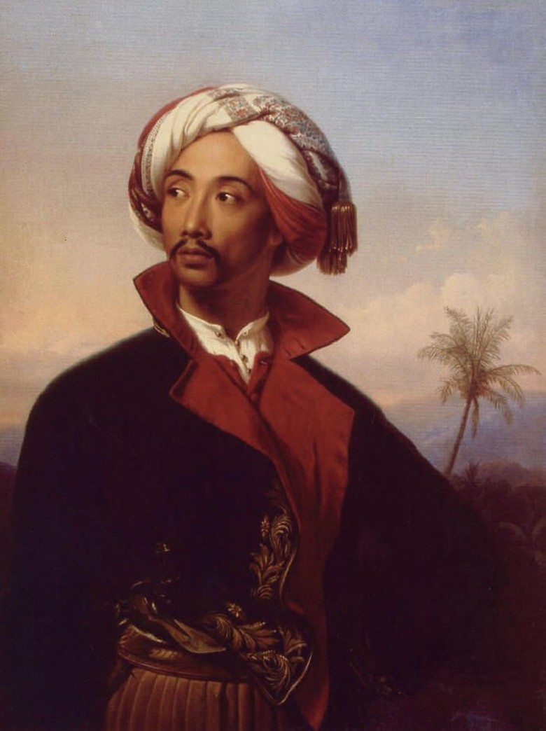 Lukisan Raden Saleh Punya Makna Simbolik dari Tradisi Maroko