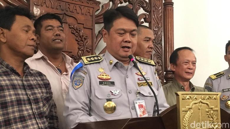 Pemprov DKI: Jalan Jatibaru Kini Dibuka Pukul 15.00-08.00 WIB
