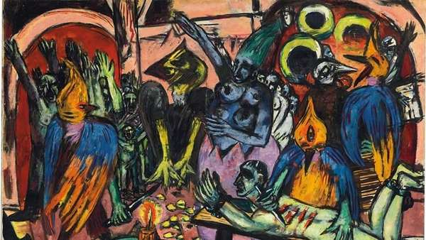 Selain Lukisan Raden Saleh, Ini Deretan Lukisan Mahal di Dunia