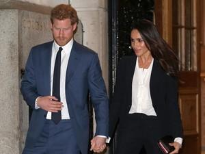 Meghan Markle dan Pangeran Harry Siap Gelar Pesta Lajang