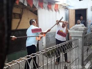 Polisi Bawa Pembunuh Ustaz Prawoto ke RSJ Cisarua