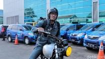 Bersepeda Lagi, Tora Sudiro Berharap Bisa Turunkan Berat Badan