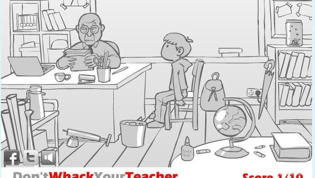 KPAI Bakal Panggil Pembuat Game Sadis Pukul Guru Anda