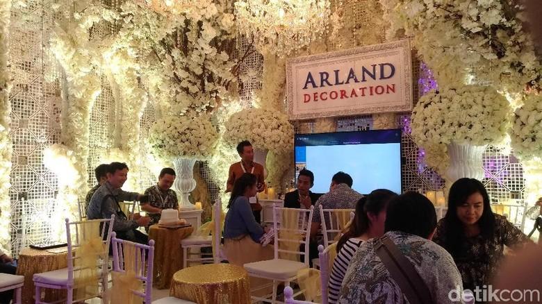 Mau nikah dengan dekorasi kayak gini berapa biayanya for Arland decoration