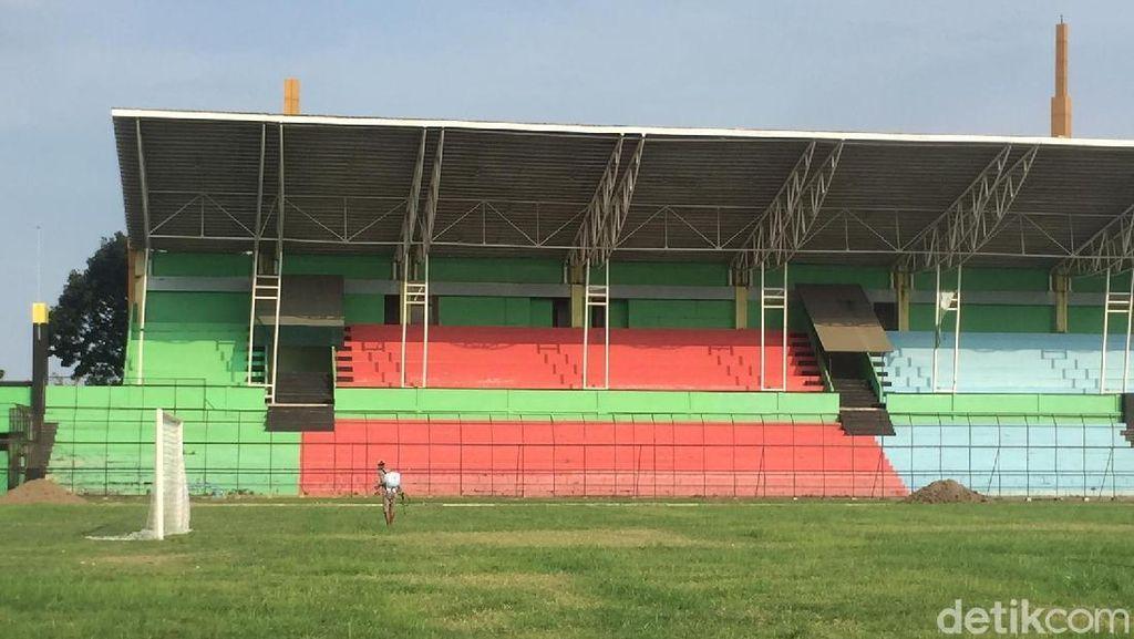 Tak Lolos Verifikasi PT LIB, Renovasi Stadion Teladan Jalan Terus