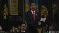 Usai Dies Natalis UI, Jokowi Takziah ke Kediaman Sys NS