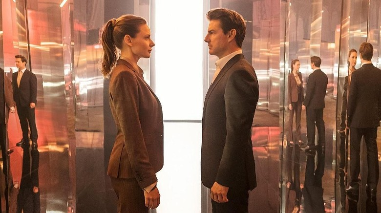 Jelang Trailer Tayang, Ini Poster Mission Impossible: 6