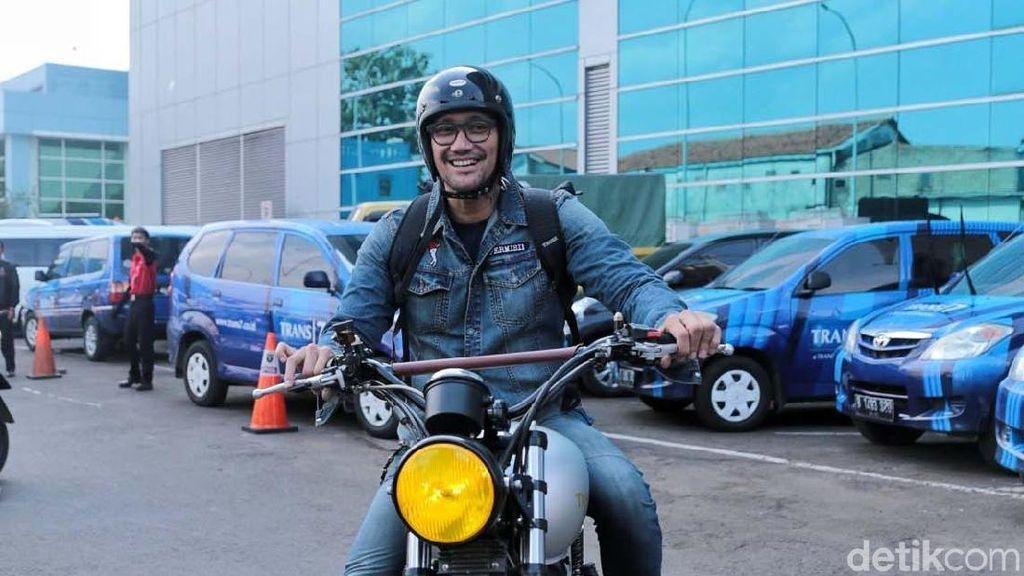 Sayang Keluarga, Tora Sudiro Ngga Suka Riding Jauh-Jauh