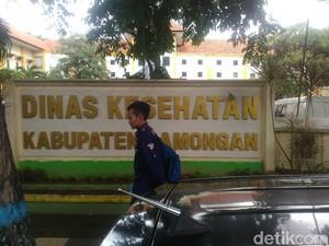 1 Anak Terdeteksi Difteri, Dinkes Lamongan: Dirujuk ke RSU Soetomo