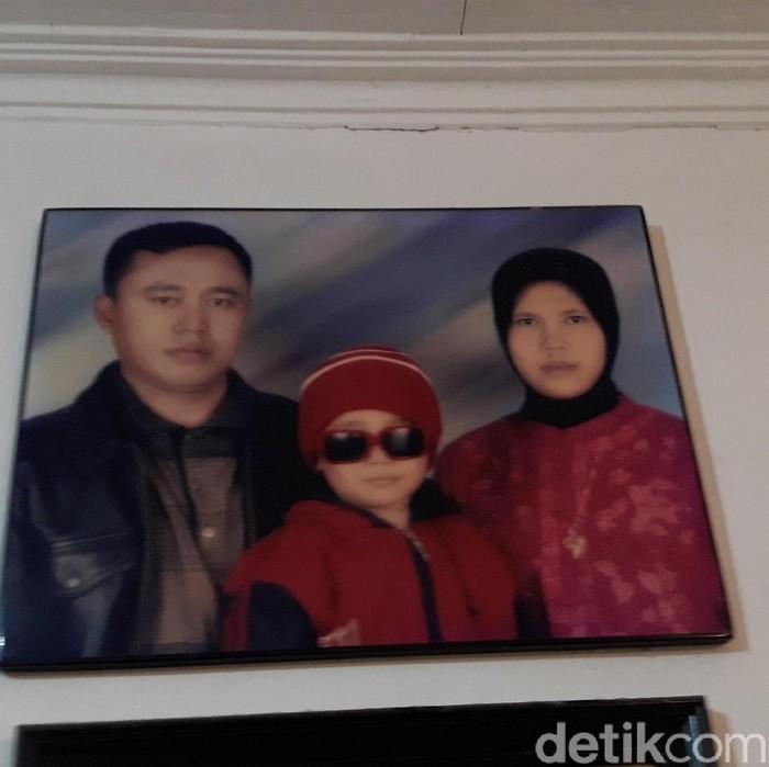 Foto Prawoto dan Keluarga/Foto: Dony Indra Ramadhan