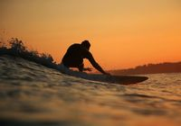 Surfing di Bournemouth