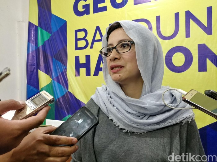 Nurul Arifin dan Ruli dapat dukungan dari imam dan khatib
