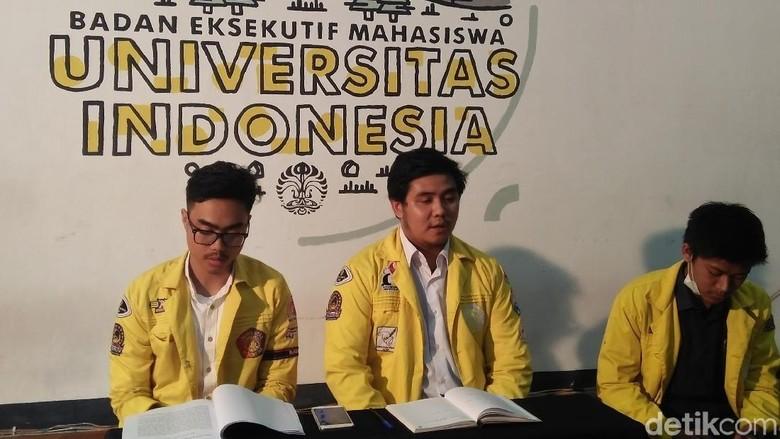 Ketua BEM UI Jelaskan soal Aksi Kartu Kuning untuk Jokowi