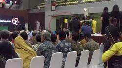 Ketua BEM UI Zaadit Taqwa jadi sorotan setelah dikenal sebagai pemberi kartu kuning ke Presiden Jokowi. Siapa sangka, Zaadit ternyata suka olahraga lho.