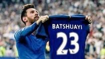 Meme Kocak Debut Batshuayi: Dipuja Messi, Diratapi Conte