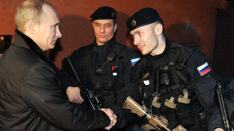 Apa Kaitan Racun, Kekuasaan, Dinas Mata-mata Rusia dan Putin?