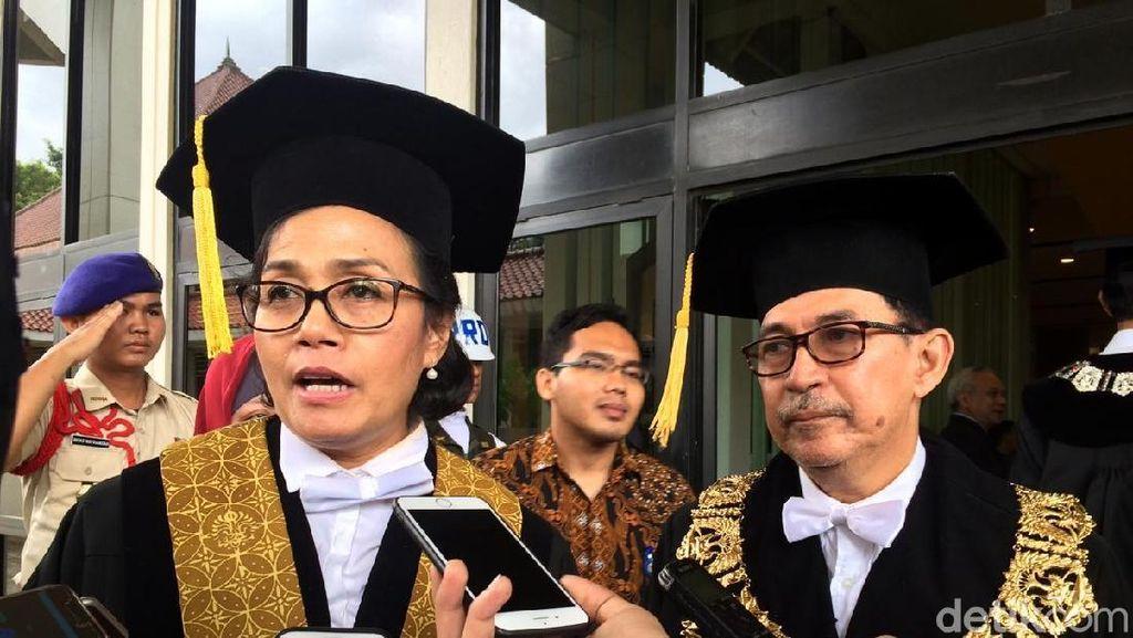 Sri Mulyani Sudah Tahu Ada Wacana Gaji PNS Dipotong untuk Zakat