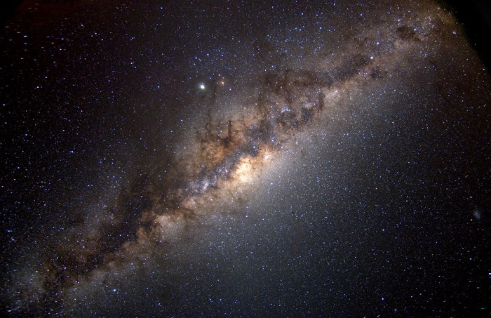 Galaksi. Foto: NASA
