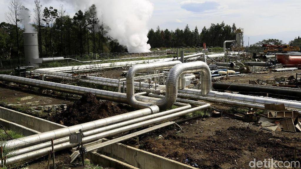 JK Kritik Sektor Panas Bumi Lambat, ESDM: Dininabobokan Subsidi BBM