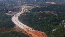 Asyik! Ibu Kota Baru Bakal Punya Tol yang Bisa Dilewati Motor