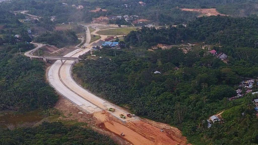 Jokowi Bakal Operasikan 25 Ruas Tol di 2018, Ini Daftarnya