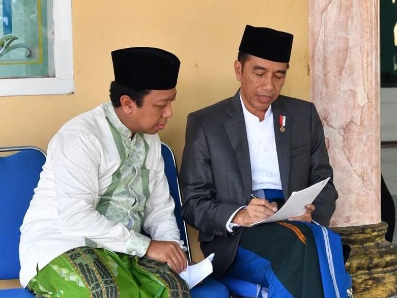 PPP: Romi Belum Deklarasikan Diri sebagai Cawapres Jokowi